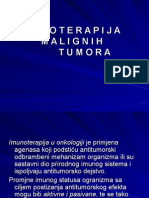 13. Imunoterapija