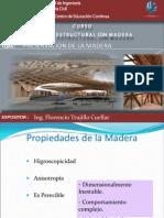 Durabilidad y Preservacion de La Madera