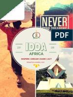 idda presentation - causeries 2015