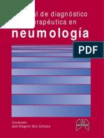 Manual de Diagnóstico y Terapéutica en Neumología - Soto 1ed
