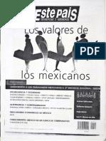 Los Valores de Los Mexicanos