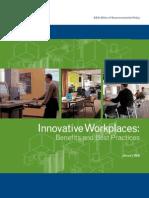 Innovative Workplaces-Benefit n Best Practice