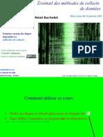 Methodologie Eventail Des Demarches