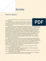 Agatha Christie - Misterul Regata