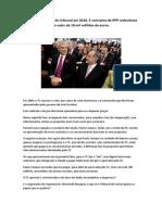 Sócrates Escondeu do Tribunal em 2010, 5 Contratos de PPP Rodoviárias No Valor de 10 Mil Milhões de Euros.
