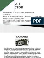 Camara y Proyector
