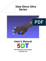 5DT Data Glove Ultra Manual v1.3