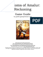 Guía Kingdoms of Amalur (Gamepressure)