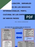Negocios Internacionales Aspectos Culturales