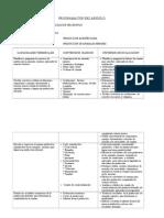 Programación Del Modulo-Agropecuaria