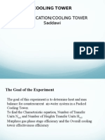 Cooling Tower Powerpoint