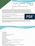 Presentation1power Pointnevoia de a Act Conform Dorintelor