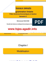 Td Chapitre 1 Modélisation (1)