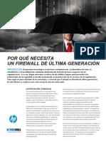 HP firewall