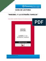 Maribel y La Extraa Familia. Guia