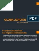 GLOBALIZACIÓN (INTRODUCCIÓN)
