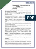 Lockers Reglamento 2015