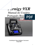 Manual Radio 9XR Portugues