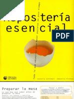 Reposteria esencial