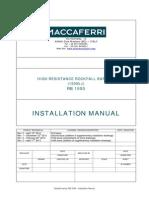 Installation Manual RB 1500_rev.3