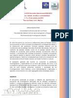Convocatoria Red Nacional de Investigación Urbana (Rniu)