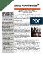 Erf Newsletter 5.07