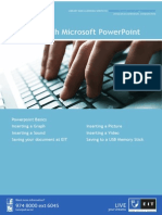 Working With PowerPoint Combined