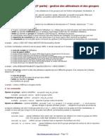 Les Commandes Linux 2
