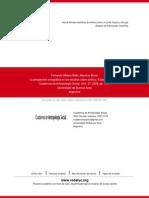 2008 Balbi y Boivin La Perspectiva Etnográfica de Los Estudios Sobre Política