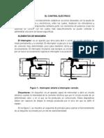 El Control Eléctrico (1)