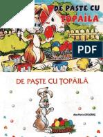 Carti. de.paste.cu.Topaila. Carte.de.Citit.si.Colorat. Ed.erc.Press. TEKKEN