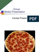 italian culture media presentation