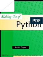 Making Use of Python (2002)