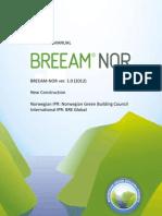 Breeam-nor Engl Ver 1.0 0
