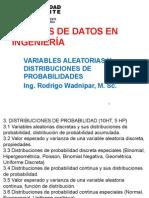 03 Variables Aleatorias y Distribuciones de Probabilidades