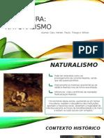Literatura-Naturalismo