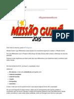 Oblog.marcommendes.com-Missão Guiné- Lazy Millionaires