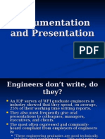 Project Documentation and Presentation