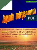 Legenda Mărțișorului