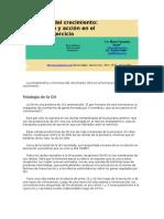 Accion y Fisiologia en El Ejercicio HC