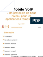Mobile VOIP