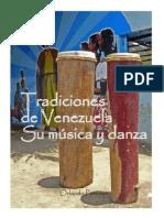 Tradiciones de Venezuela, su música y danza. Orlando Paredes