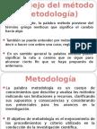 2.2 Bosquejo Del Método (Metodologia)