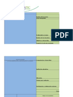 Proyecto Educatic Excel