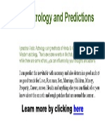 Vedic Astrology And Predictions.pdf