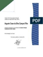 Dir Tributario Certificado Fgv