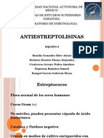Antiestreptolisinas Expo