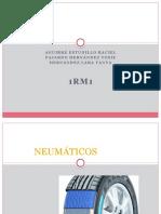composición de neumaticos
