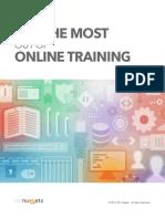 Online Training eBook