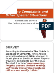 Handling Complaints and Other Special Situations.ppt